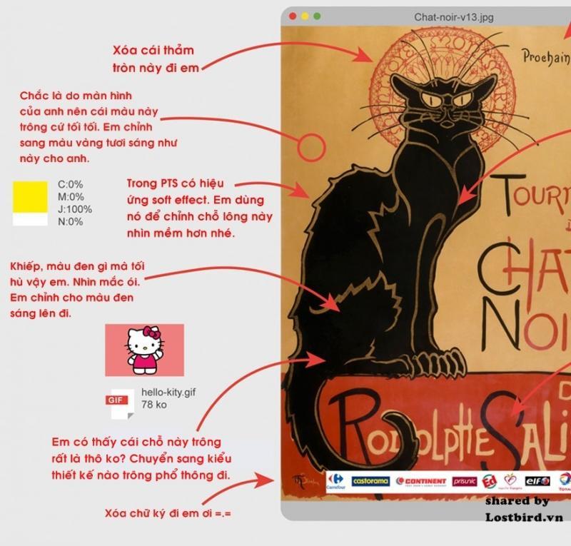 Những nhận xét 'mẹ thiên hạ' của khách hàng khiến designer đọc xong chỉ muốn đập màn hình
