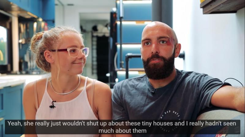 Thủ khoa ngành tán tỉnh: Cô gái hẹn hò qua mạng và được bạn trai xây ngôi nhà trong mơ
